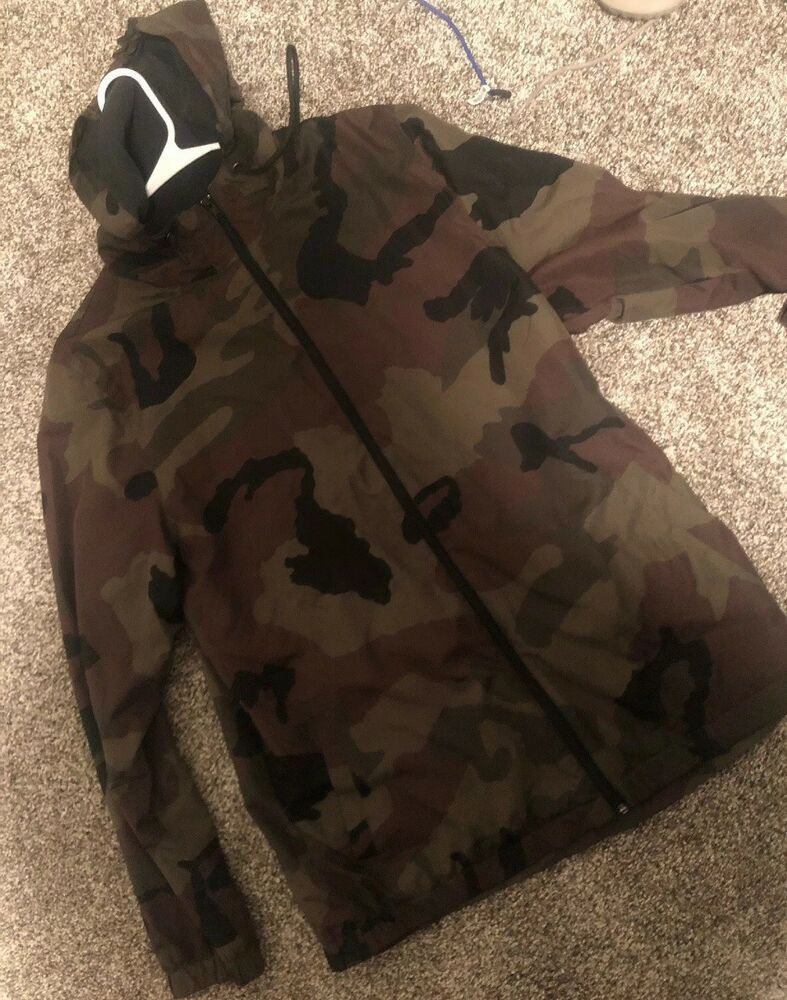 9b2c7c35a6b73 Zine Camo Windbreaker. Used But In Great Condition. Size Medium Mens  #fashion #clothing #shoes #accessories #mensclothing #coatsjackets (ebay  link)