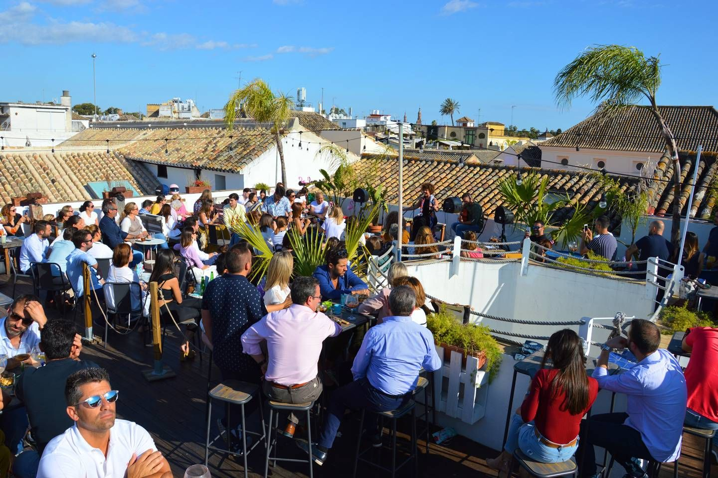 The 7 Best Rooftop Bars In Seville Andalucia Best