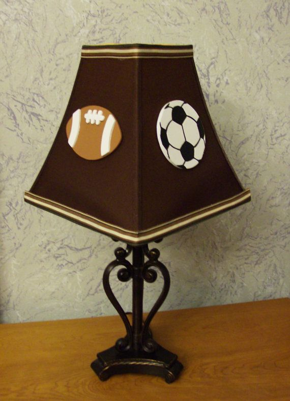 Game+Day+Sports+Lamp+Shade+by+SEAKcreations+on+Etsy,+$27.50 ...