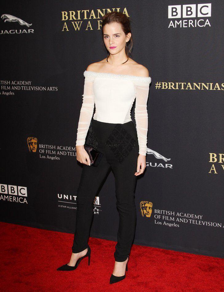 Pin for Later: An diesen Stars sehen die Kleider besser aus, als an den Models auf dem Laufsteg Emma Watson