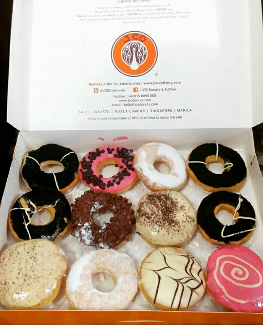 Pin Oleh Ahmadi Madi Di Donuts Makanan Makanan Dan Minuman Kue