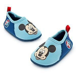 Disney Mickey Mouse Swim Shoes for Baby
