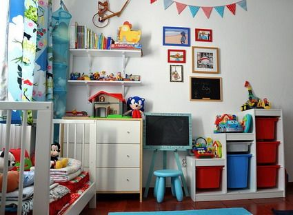 Decoracion ni os1 home pinterest for Cuartos de nina de 4 anos
