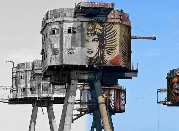 Petition launched against Red Sands forts painting project - http://streetiam.com/petition-launched-against-red-sands-forts-painting-project/
