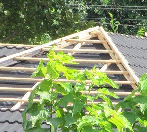 Most készül a tető? Vihar előtt gyorsan takard le!