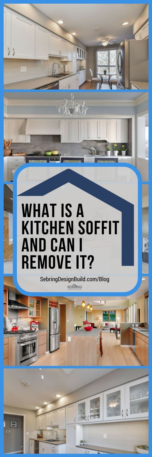 What Is A Kitchen Soffit And Can I Remove It
