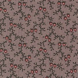 Reproduction Fabrics - tried and true fabric designs popular for decades > fabric line: Double Blues/Violets $11