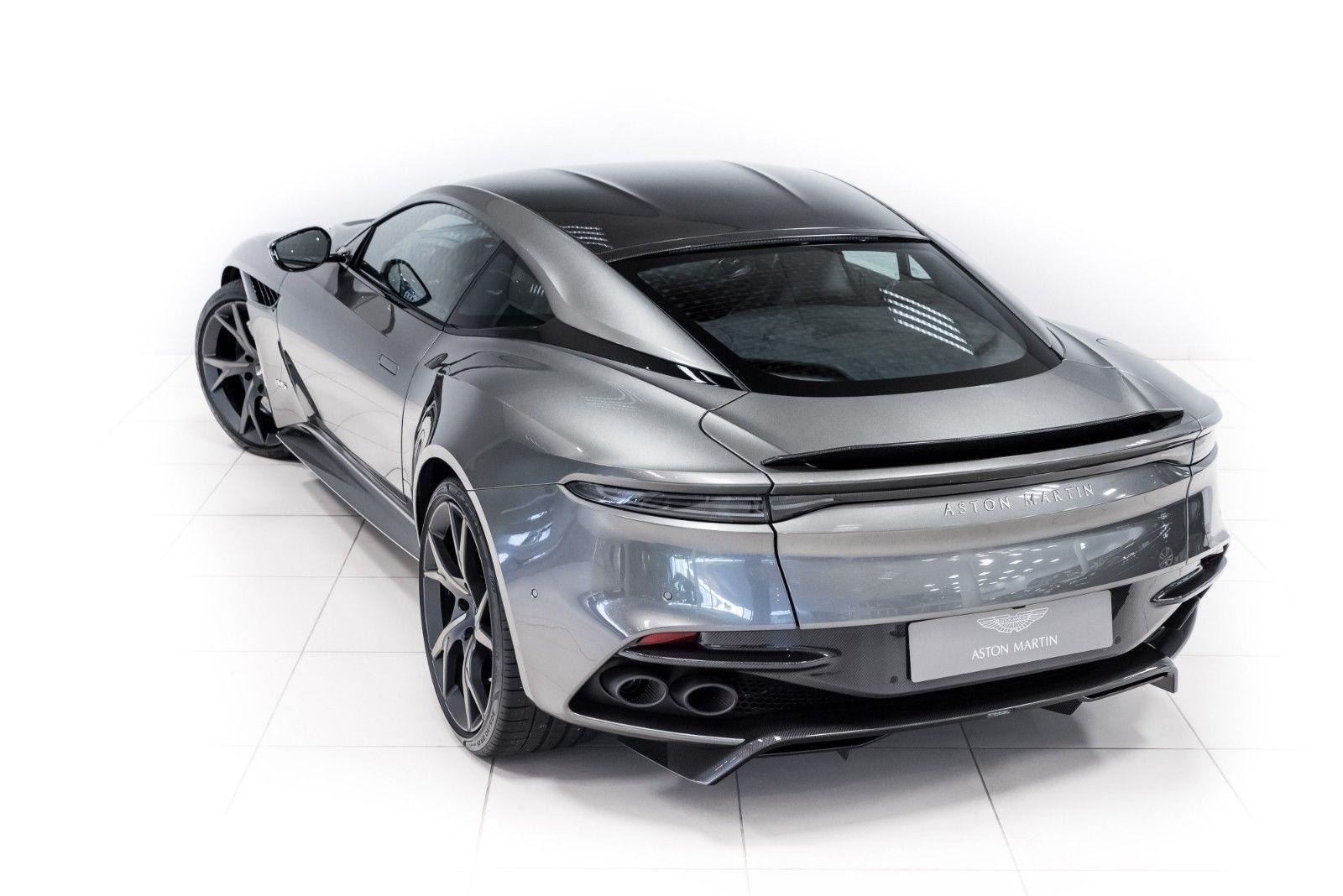 Aston Martin Dbs Superleggera Coupe Scintilla Silver By Q Luxury Pulse Cars Netherlands For Sale On Luxurypuls Superleggera Aston Martin Dbs Aston Martin