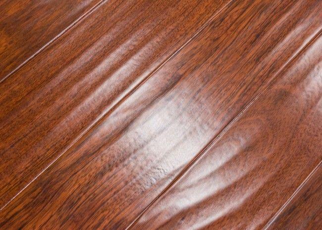 5 Inch X 1/2 Inch Jatoba Engineered Hand Scraped Hardwood Flooring