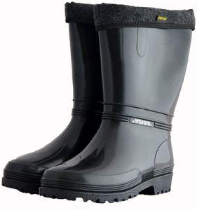 Rainny Black Lux Kalosze Damskie Ocieplane Z Wkladem Gumowce Demar Rain Boots Boots Rubber Rain Boots