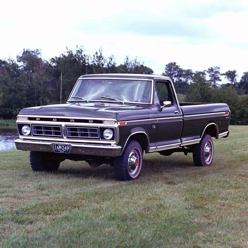 Pictures of Classic Ford Pickup Trucks | Ford, Ford ranger truck ...