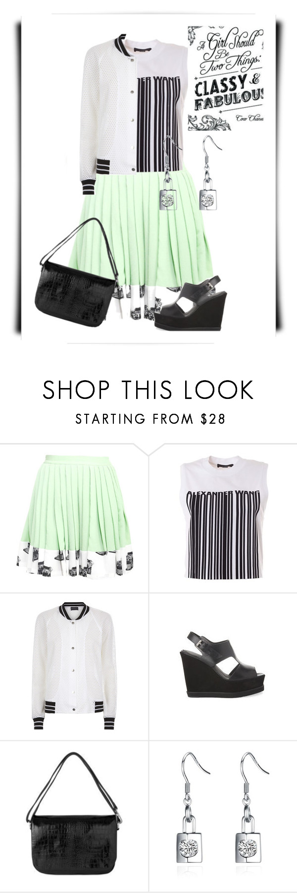 """""""classy and smart"""" by peeweevaaz ❤ liked on Polyvore featuring Masaba, Alexander Wang, Antipodium, Chanel, officewear, polyvoreeditorial, polyvorefashion and PolyPower"""