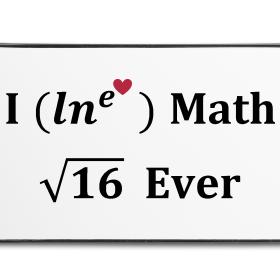 نتیجه تصویری برای dear math i love