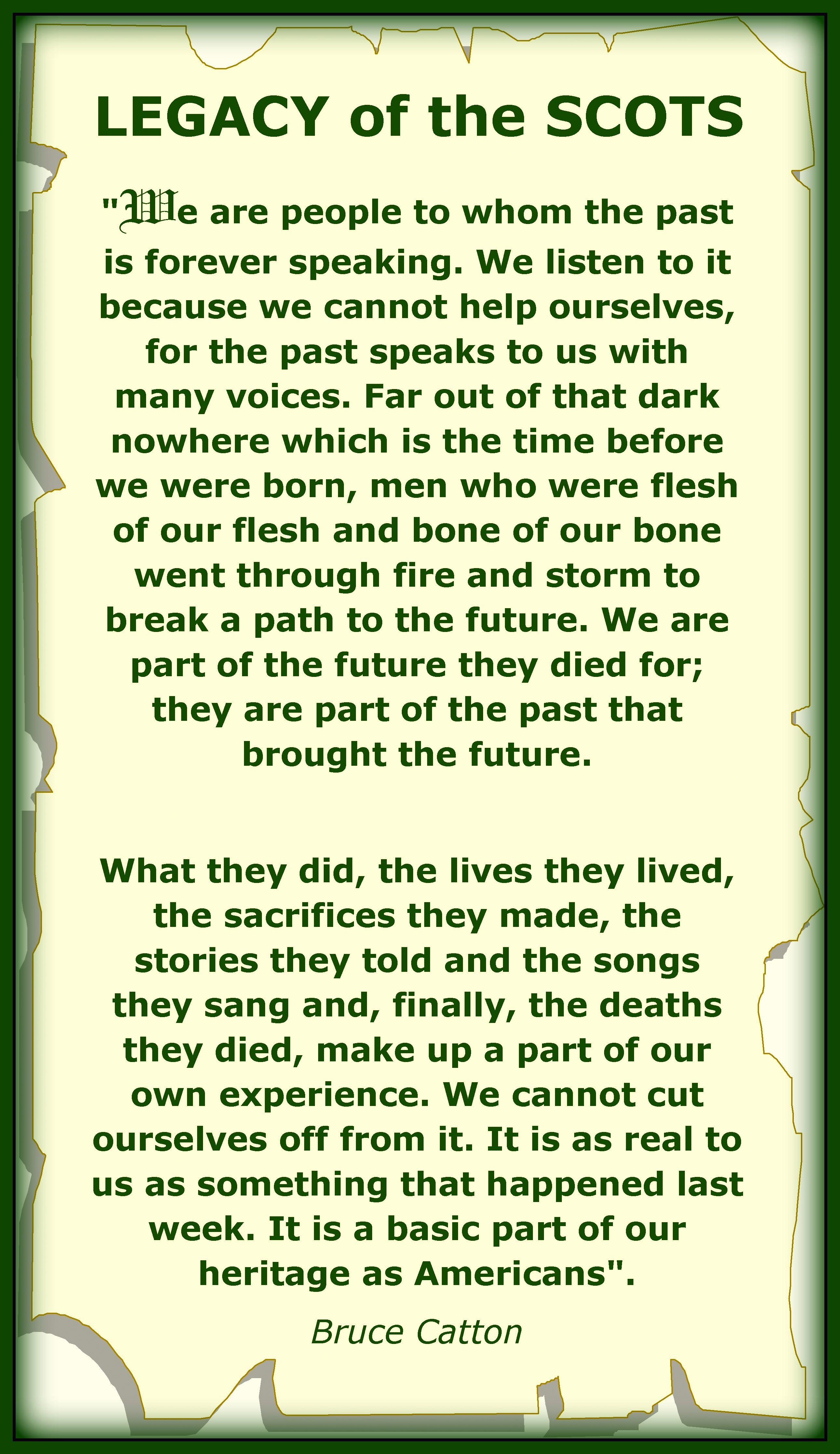 Legacy of the scots scotland pinterest scotland genealogy and as americans somewhere sometime you came from immigrants and there is no prouder nation than the nation of scotland who gave america some of their best men kristyandbryce Choice Image