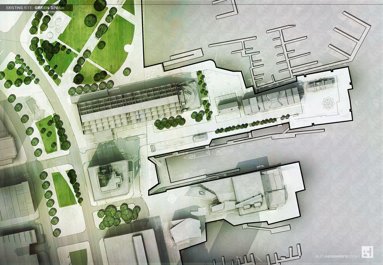 Architecture Site Analysis Diagrams