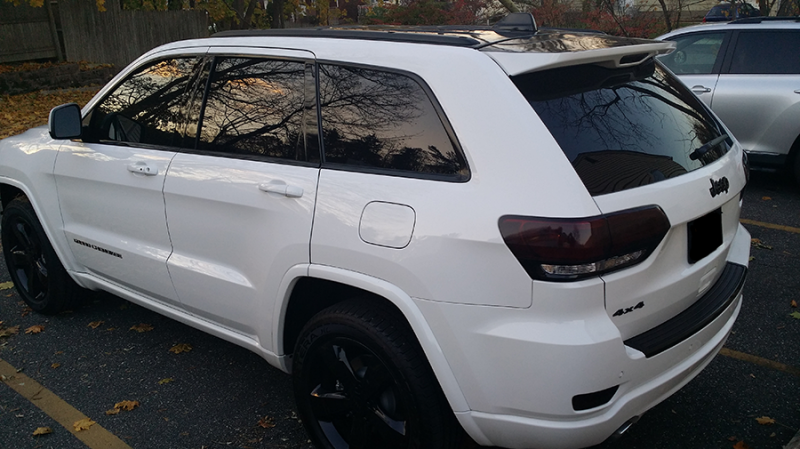 Build 2016 jeep grand cherokee