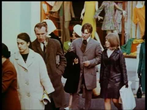 King S Road Chelsea London 1967 London Pictures Vintage London 60s And 70s Fashion