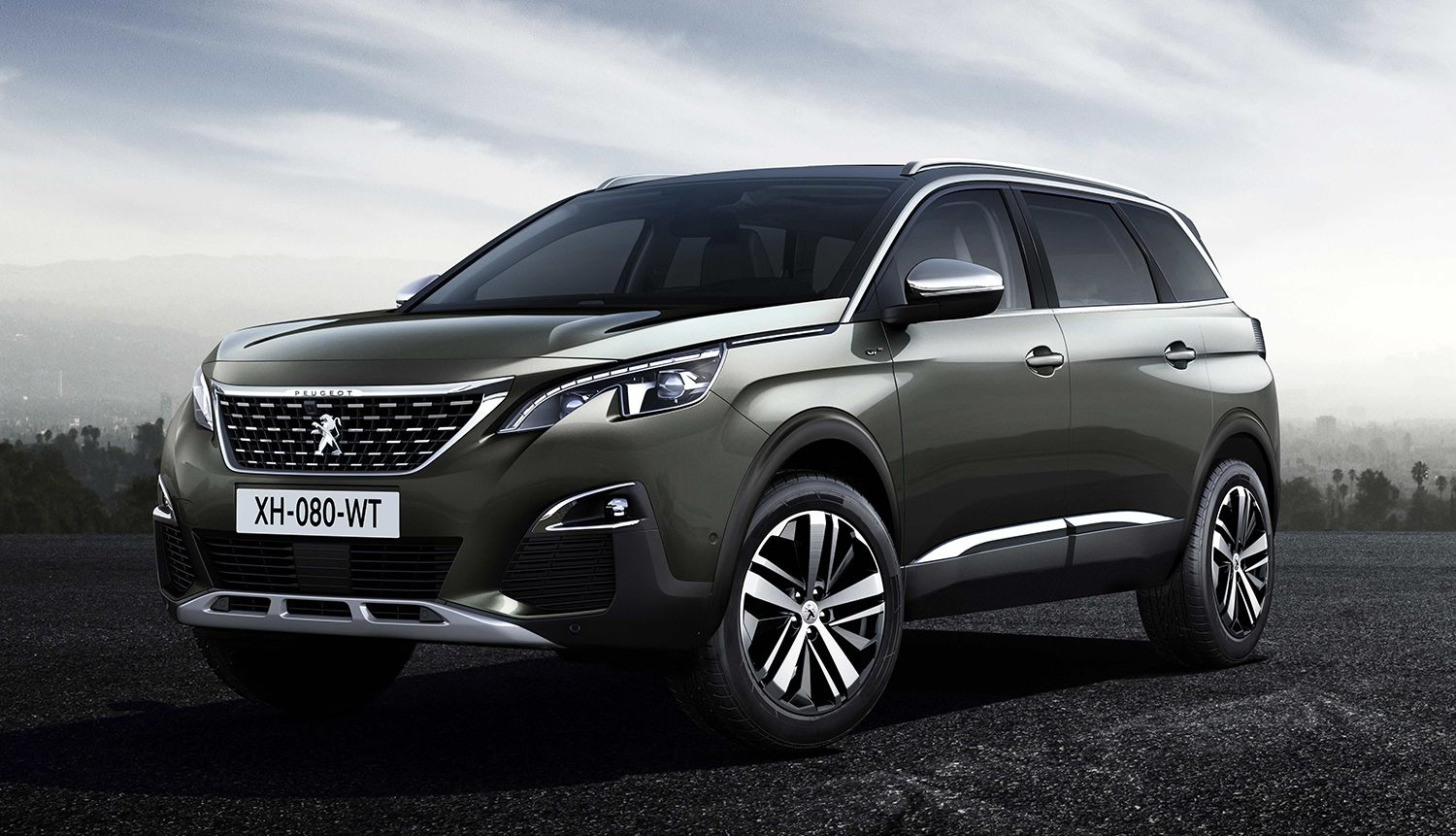 2019 Peugeot 3008 And 5008 Thai Prices And Specs Com Imagens