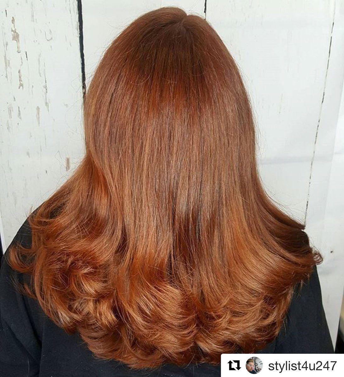 Ginger Blonde Hair Color Schwarzkopf Ginger Snaprepost A Stunning