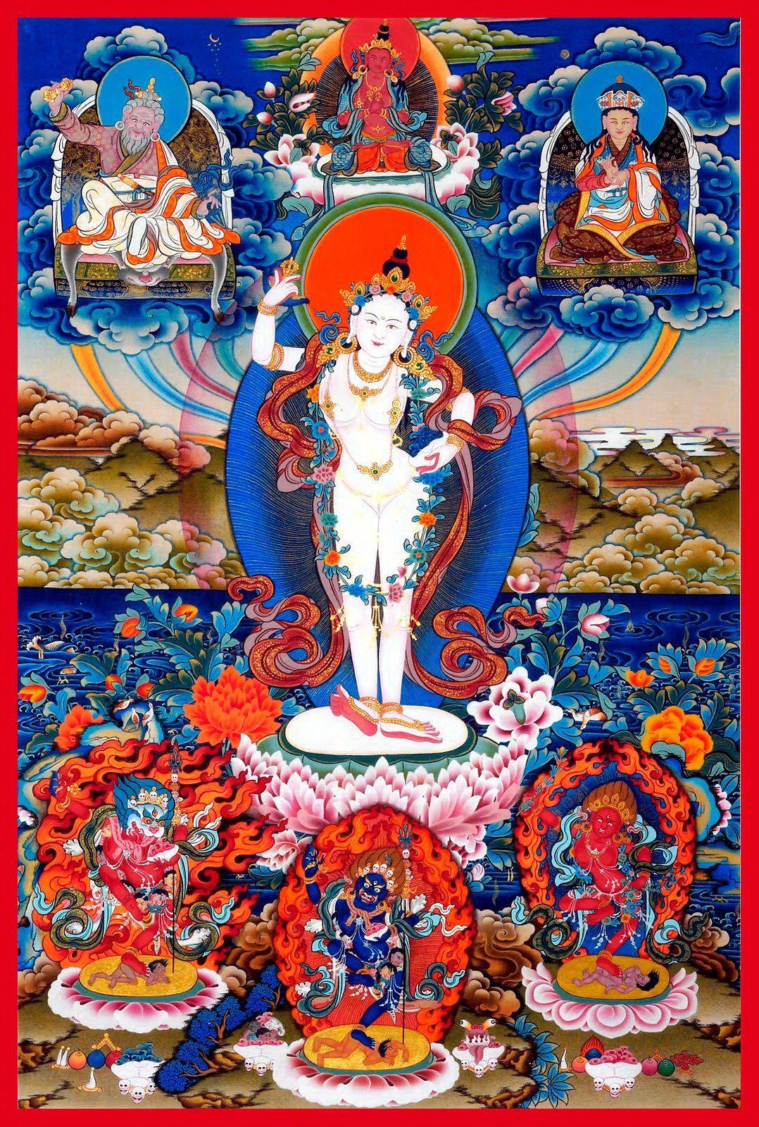 Yumka dechen gyalmo dakini land pinterest buddhism tibetan yumka dechen gyalmo fandeluxe Image collections