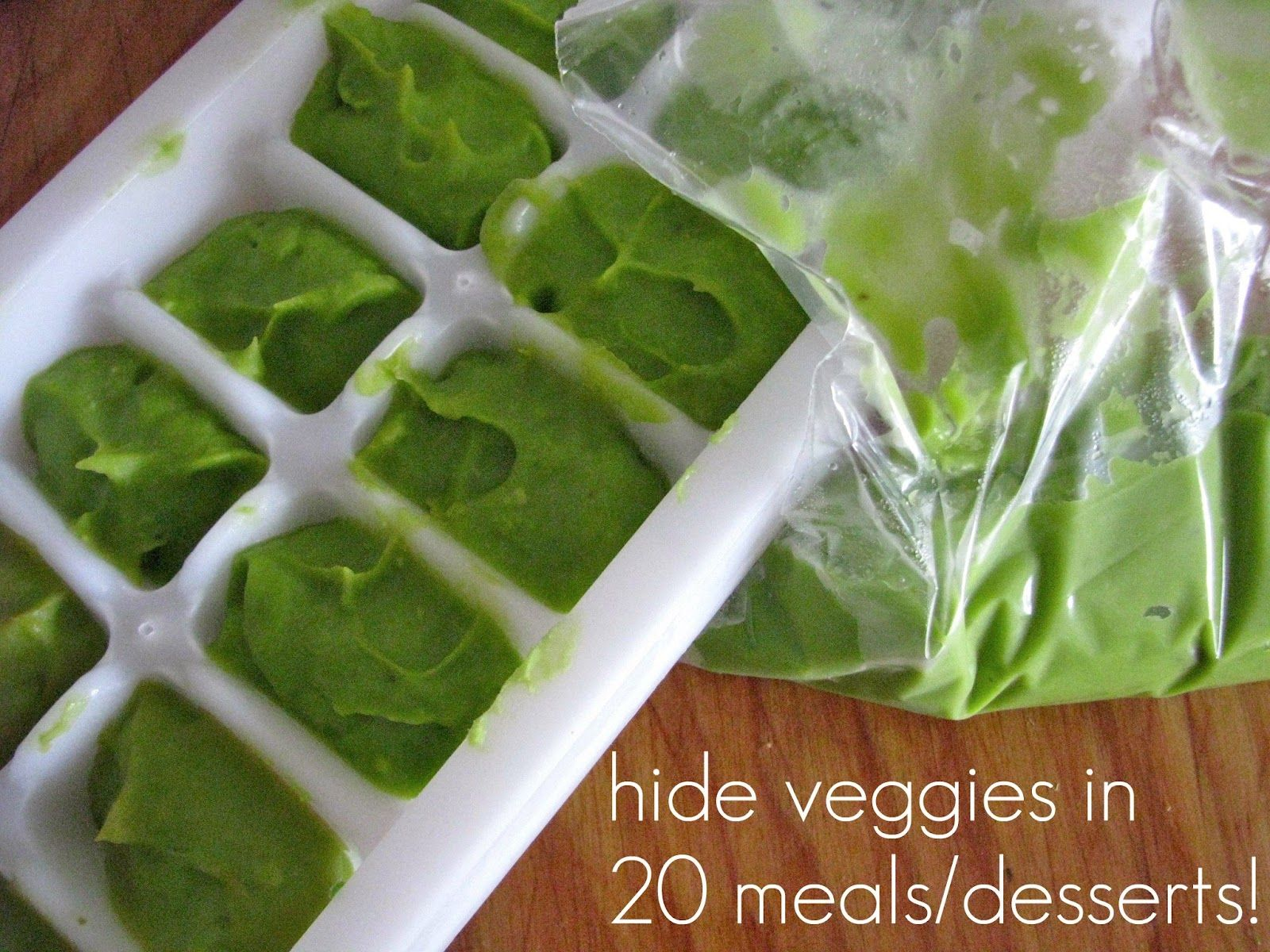 Avocado puree pic above ok i must give credit were credit is due the buckouts blessings hide veggies in 20 mealsdesserts forumfinder Choice Image