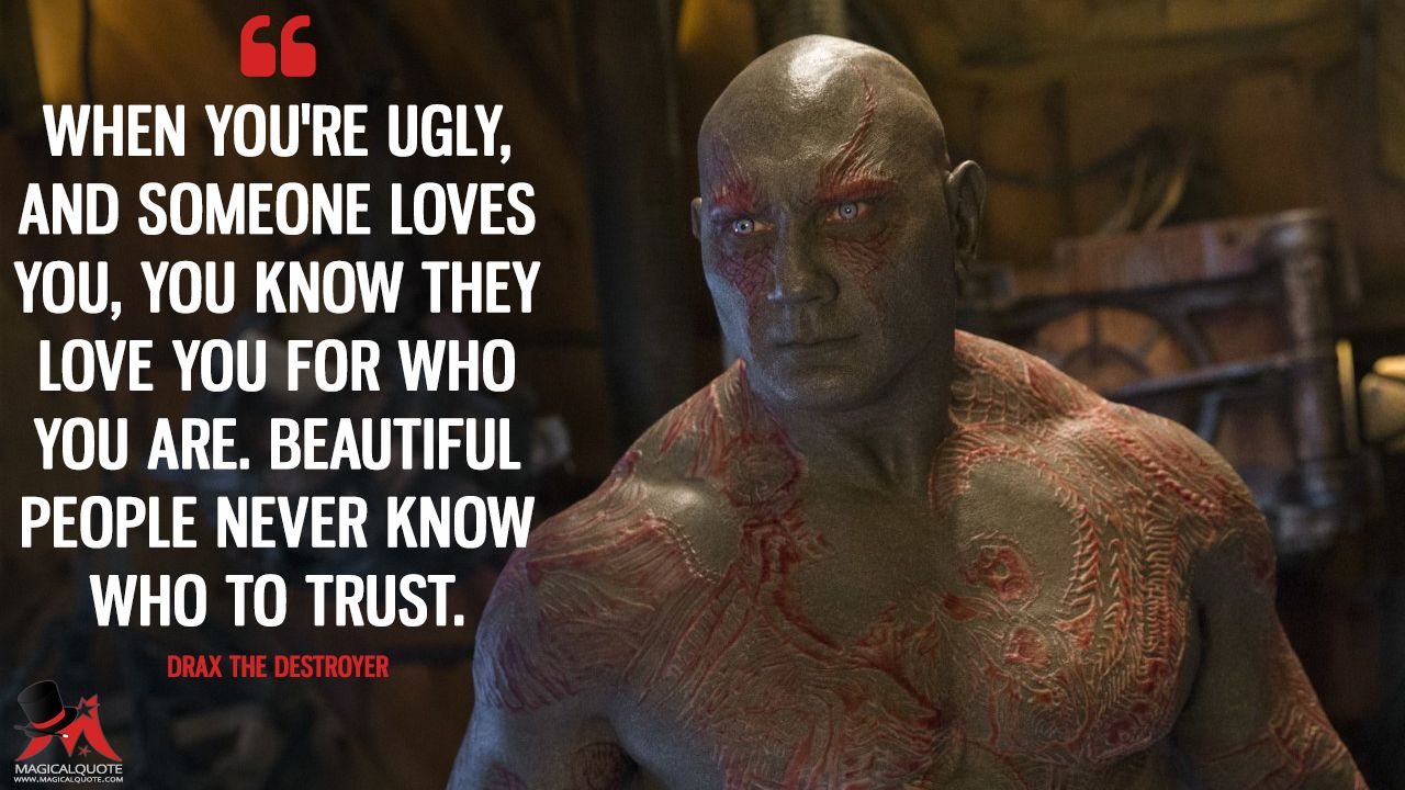 Guardians Of The Galaxy Vol 2 Quotes Magicalquote Galaxy Quotes Truth Quotes Dark Love Quotes