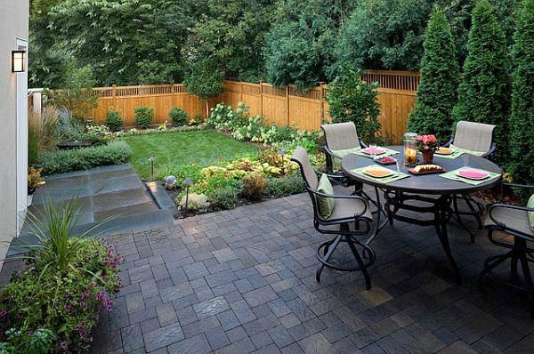 Backyard Landscaping  Perfect Backyard Retreat 11 Inspiring Backyard Design Id