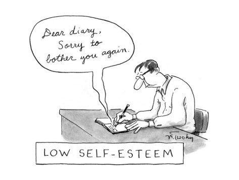 Low Self Esteem Psychology Humor Psychology Jokes Therapy Humor
