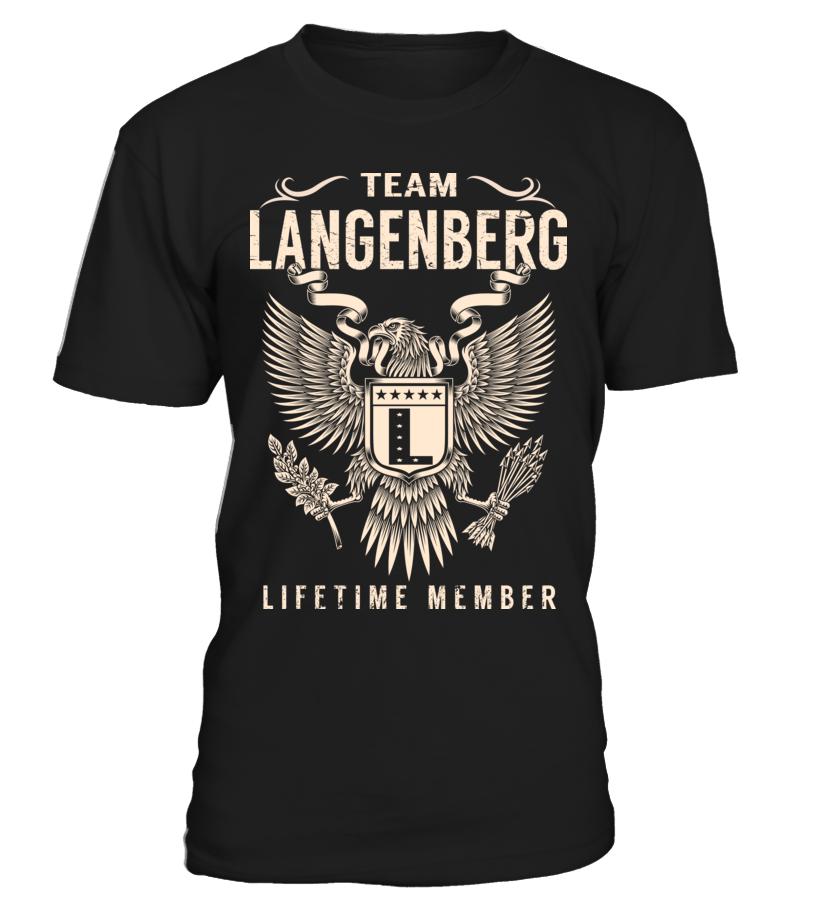Team LANGENBERG - Lifetime Member