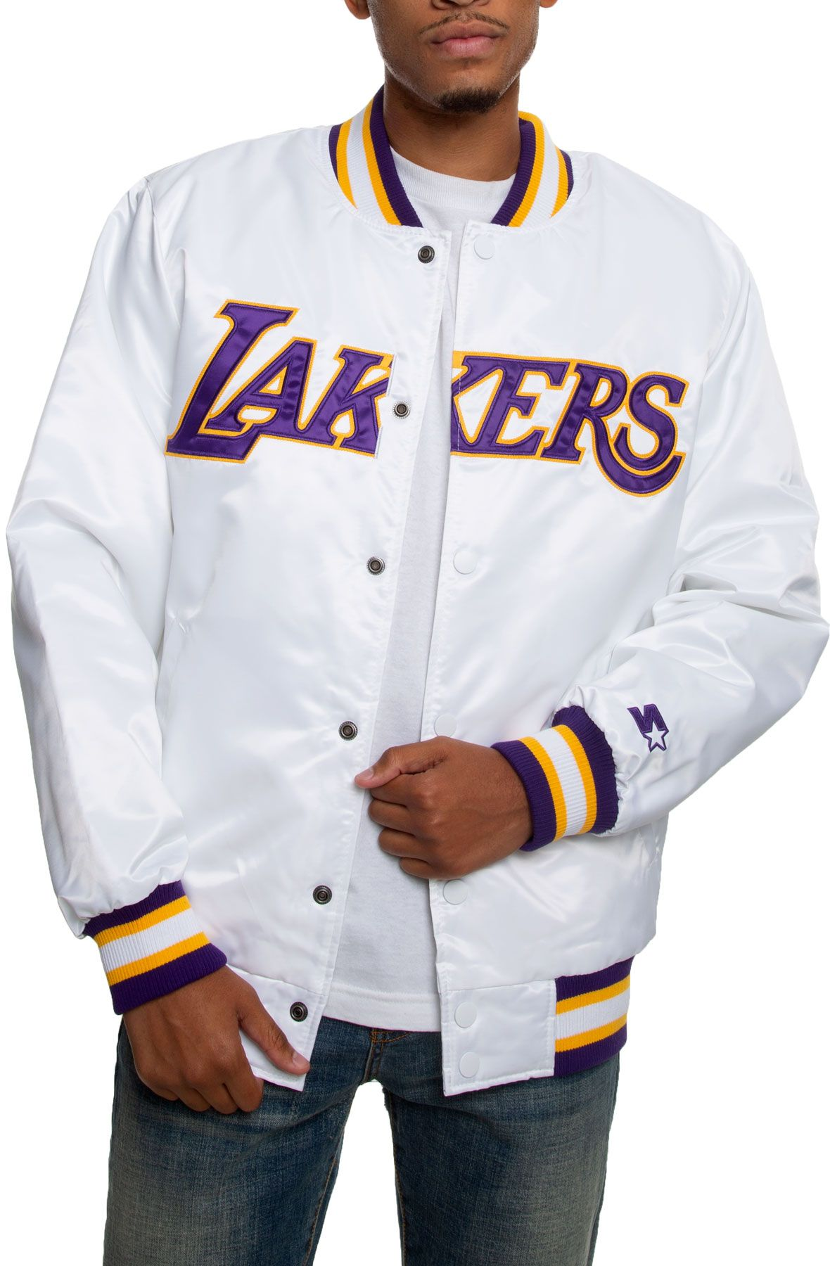 Lakers College Jacke aus den USA