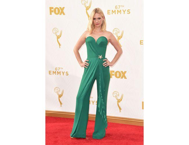 En la noche más glamourosa de la televisión, hacemos un recuento de las tendencias que predominaron en la red carpet de los Emmys. Unas ya llevan un rato d