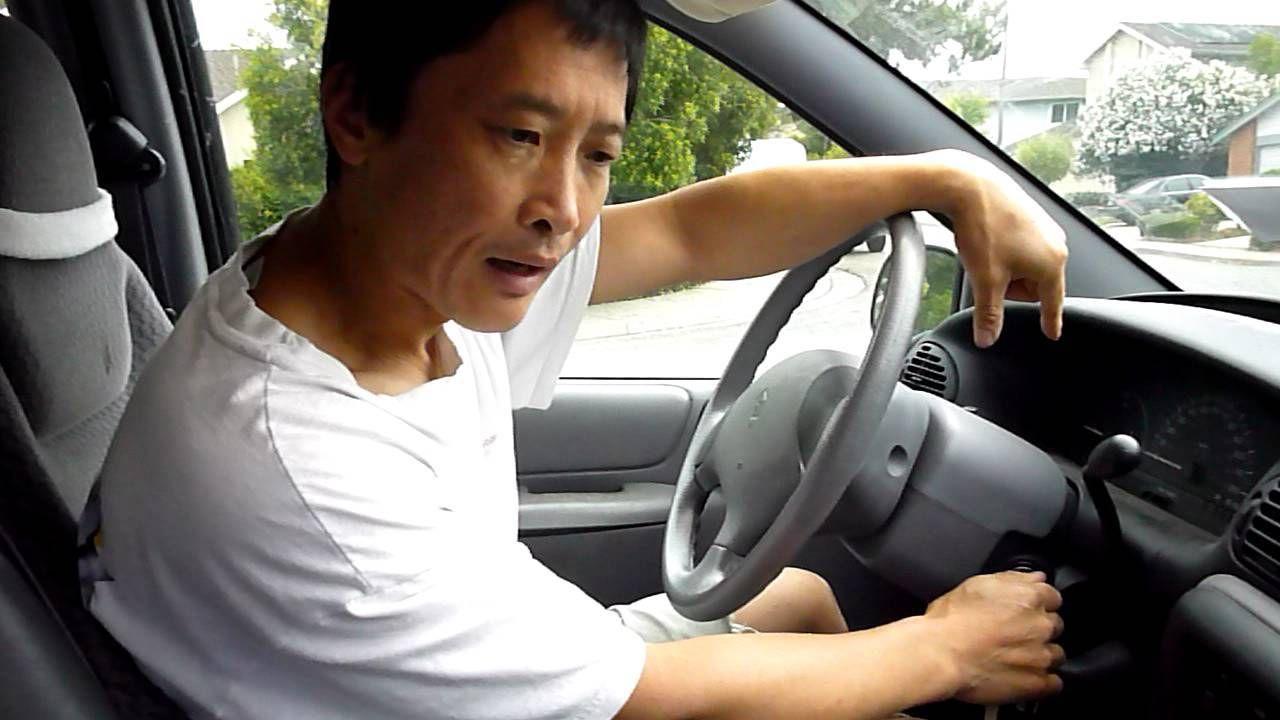 Dodge caravan how to turn stuck ignition key at merna