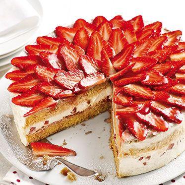 walnuss erdbeer torte rezept erdbeer torte walnuss. Black Bedroom Furniture Sets. Home Design Ideas