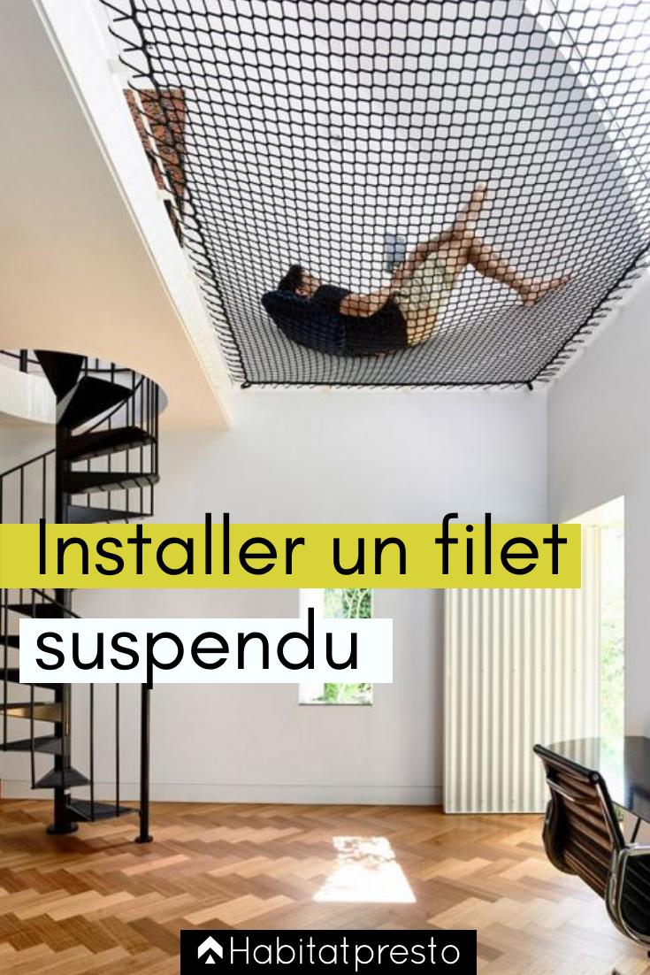 Filet D Habitation Suspendu 4 Idees Pour Vous Inspirer Filet D Habitation Idees Grenier Idee Chambre D Amis