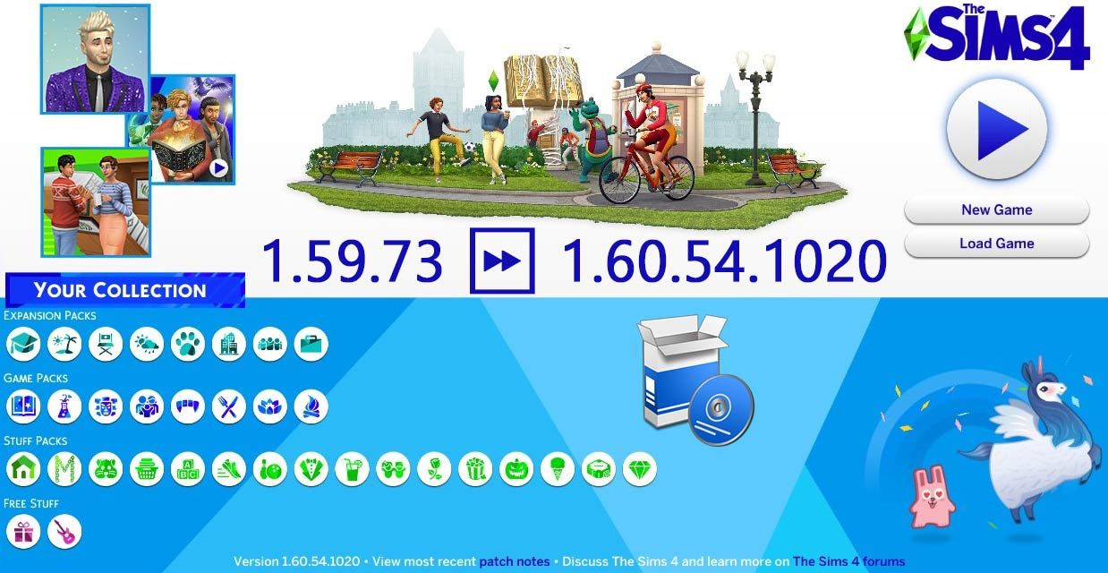The Sims 4 1 60 54 1020 Update Only From 1 59 73 1020 Sims 4 Sims Sims 4 Mods