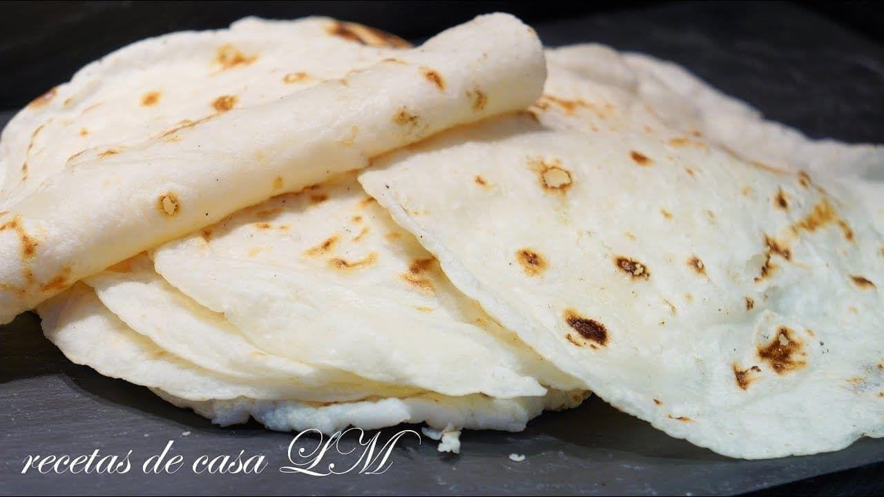Como Preparar La Masa De Maiz Para Tortillas Tacos Burritos Y