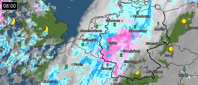 Wetter Aktuell Idstein