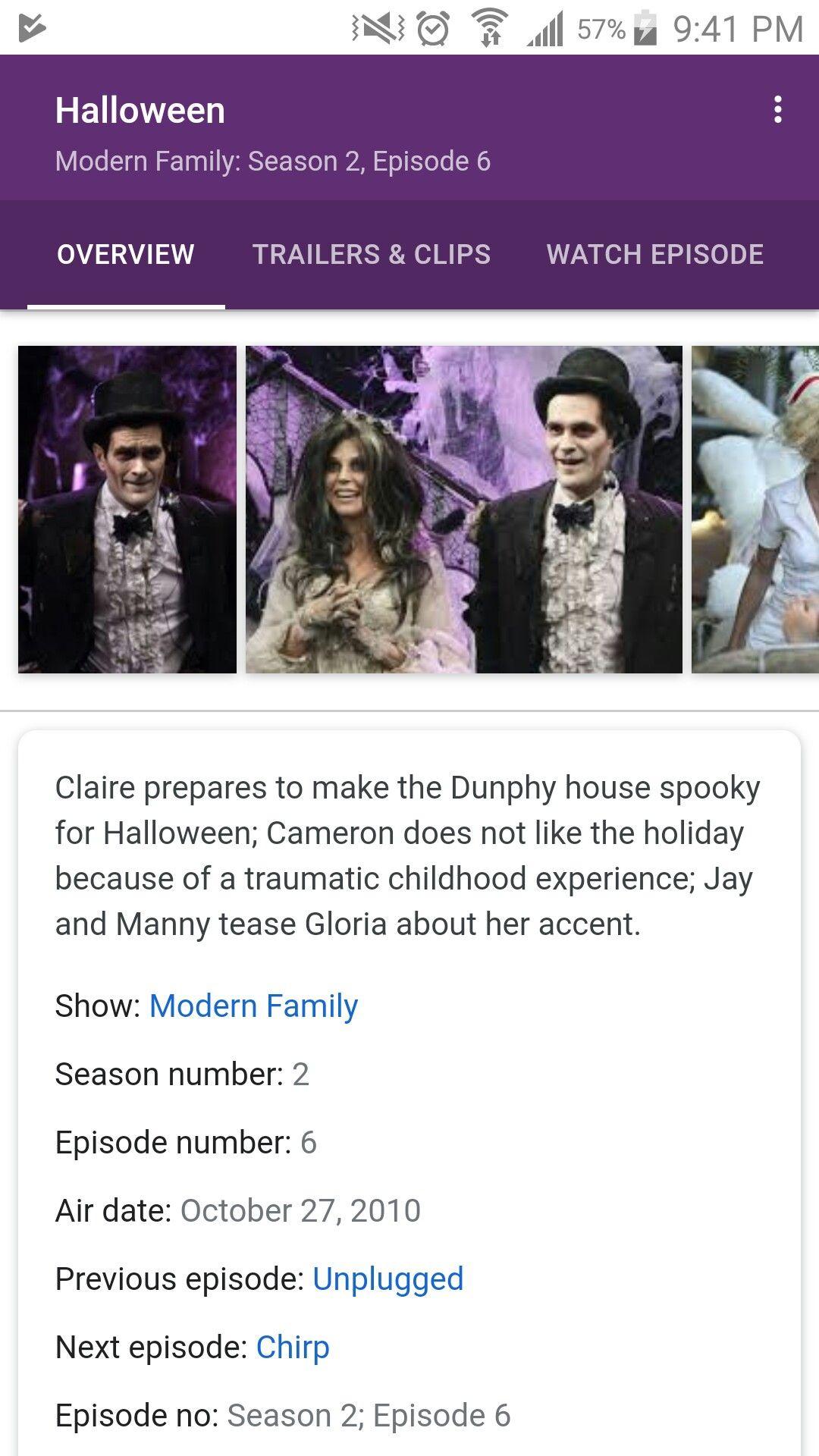 Modern Family Halloween Season 2 Episode 6 Hulu Modern Family Family Halloween Halloween