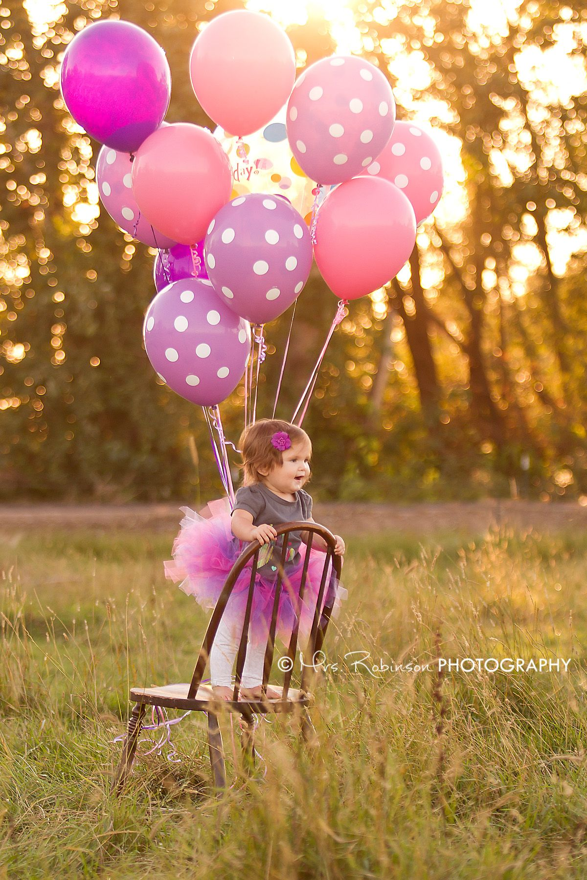 Girl First Birthday Outfit Pinterest: Mrs. Robinson Photography