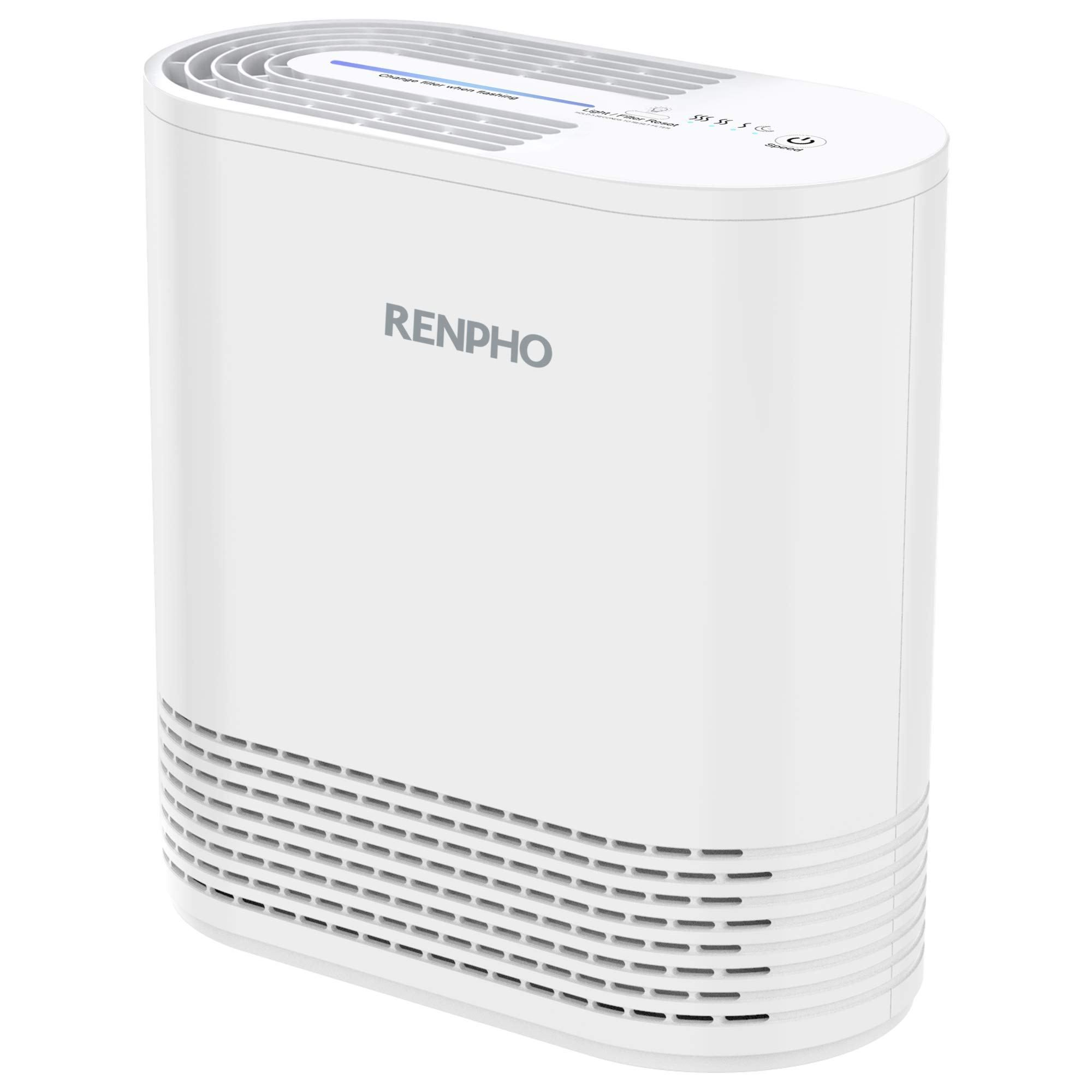 RENPHO Air Purifier for Allergies and Pets, Air Purifiers
