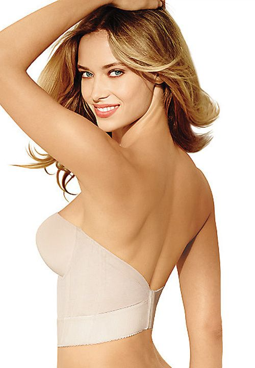 Longline Strapless Low Back Bra Sadly this fantastic bustier is ...