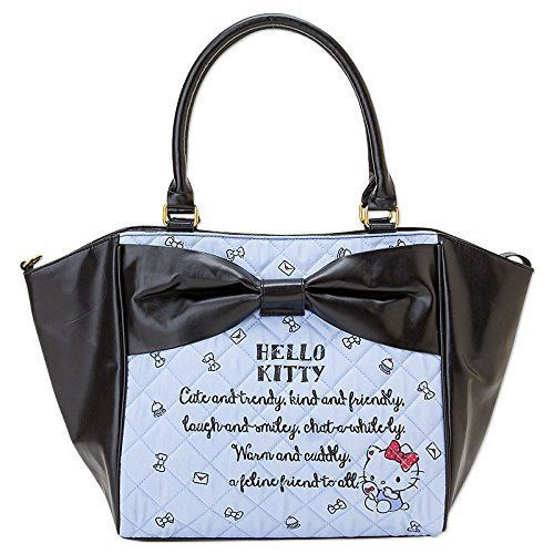 f10ca667cbbd Hello Kitty tote bag denim