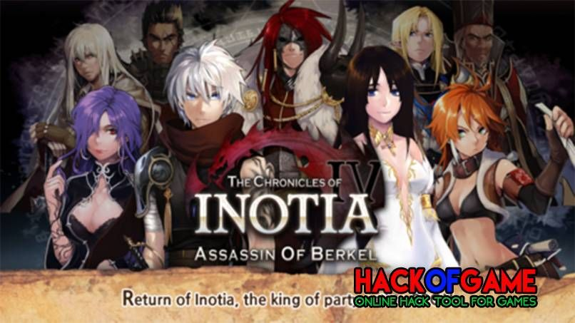 Inotia 4 Hack 2019 Get Free Unlimited Gems To Your Account With