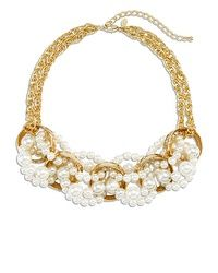 Aster Short Necklace