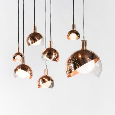 Dan Yeffet a imaginé pour Wonderglass un nouveau luminaire