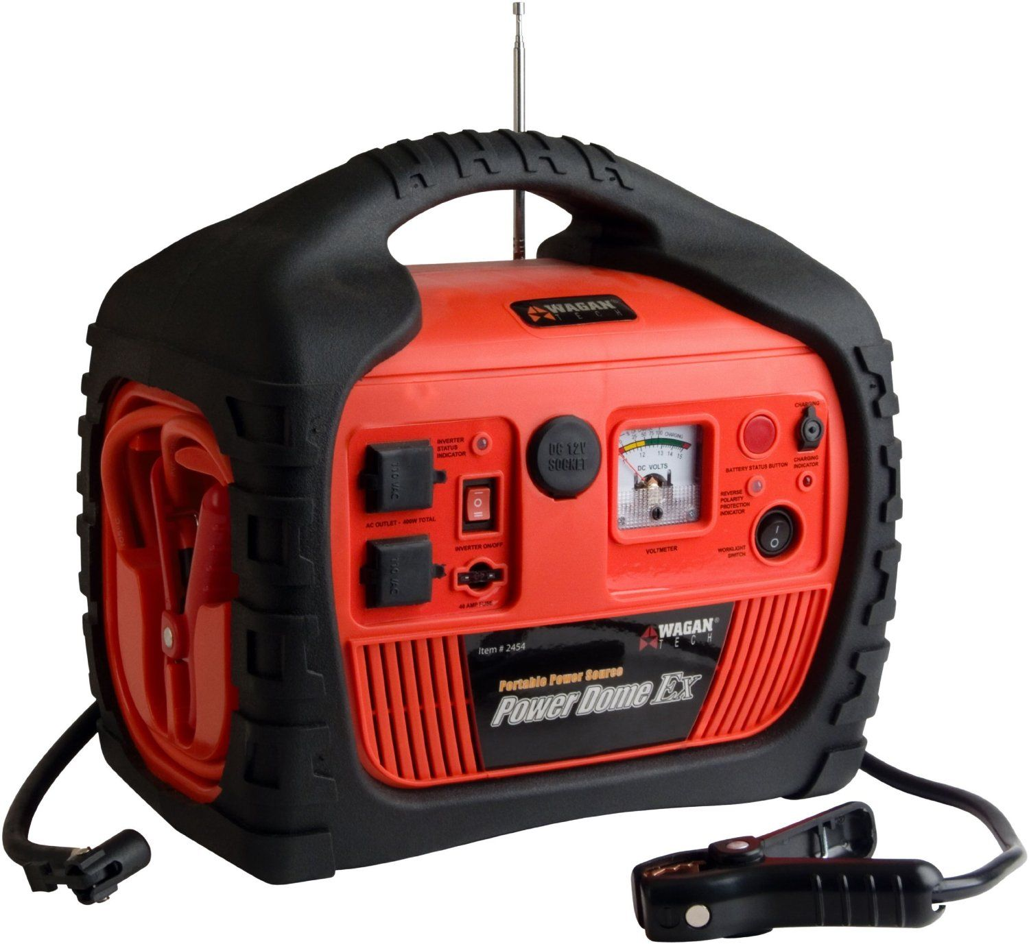 Power Dome EX Compact Generator with Built-In Air Compressor | me