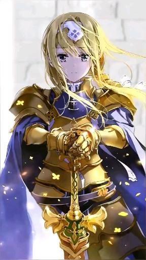 Alice Zuberg (Sword Art Online - Alicization)