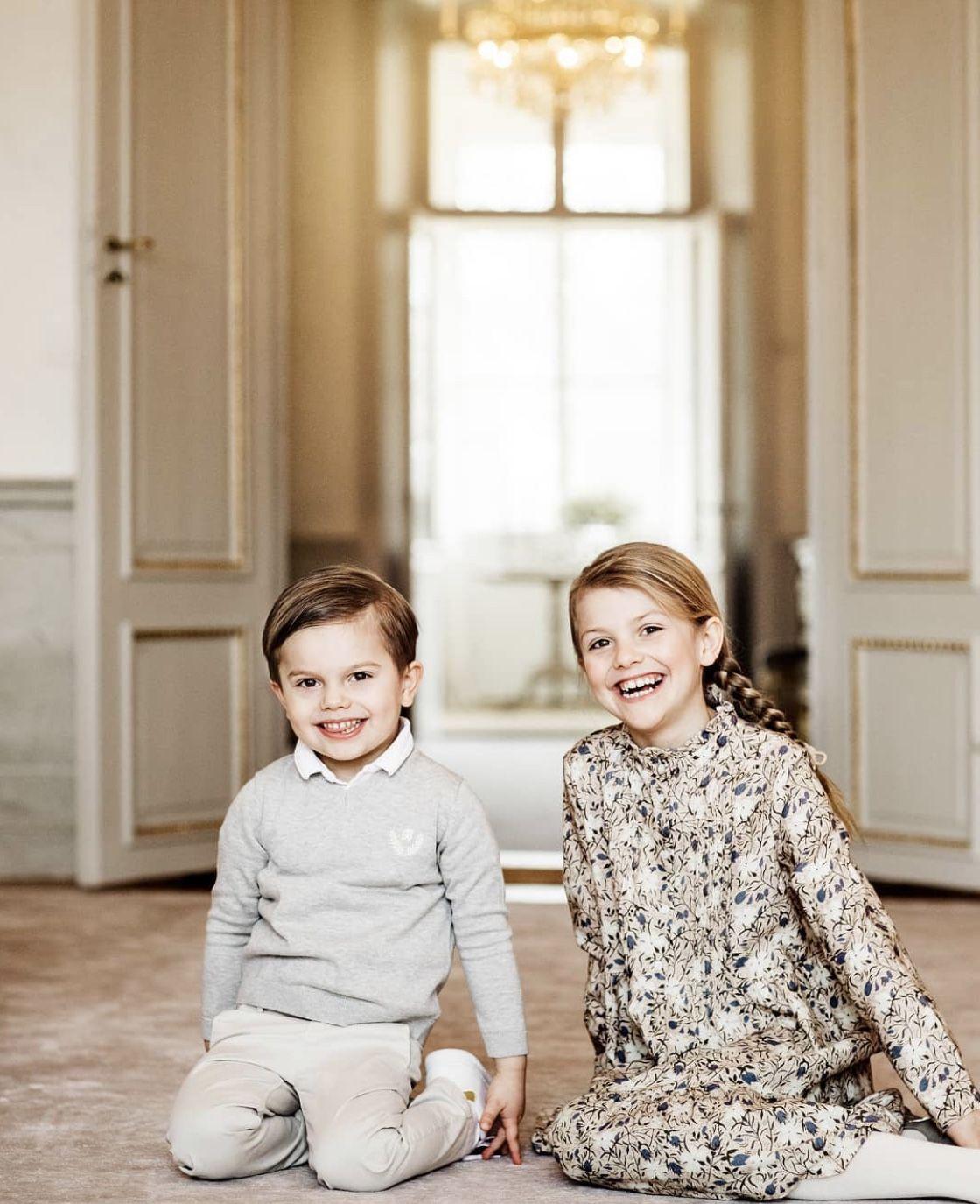 23.2.2020 Happy 8th Birthday to Princess Estelle Silvia
