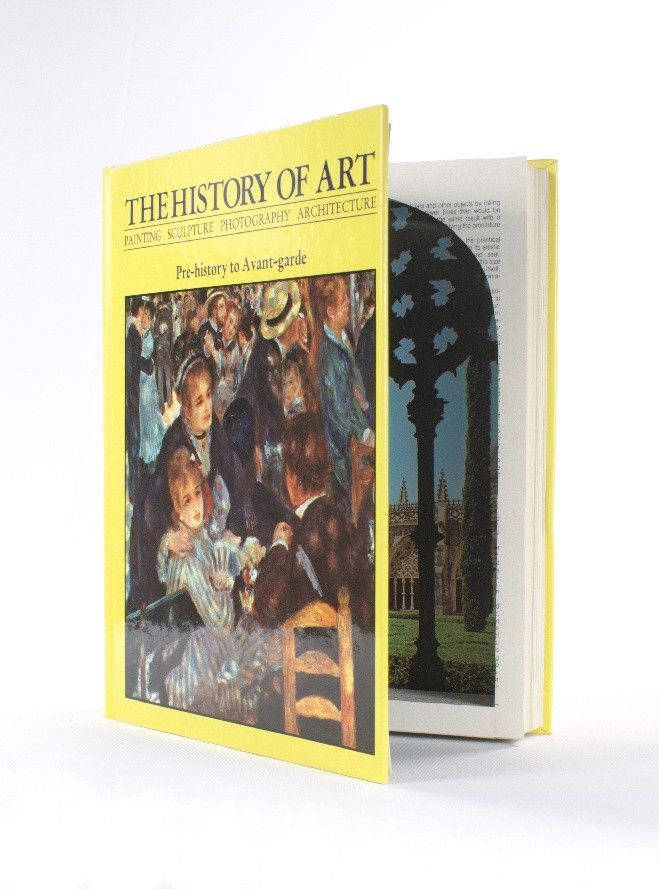 History of Art - XL Hollow Book Safe