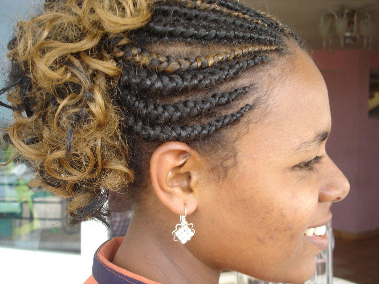 Beautiful Braiding Ethiopian Hair And Beautiful Braids